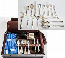 Sterling Silver Flatware. Kirk and Sons Sterling Service