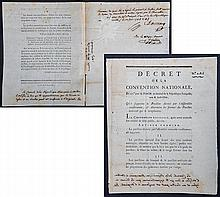[French Revolution] Decree of the French National Convention Establishing the Design for the French Flag