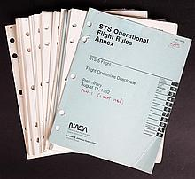 1982 STS Operational Flight Rules Annex/STS-5 Flight