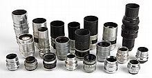 1960s Apollo Era C-Mount Lens Collection