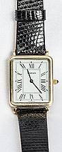 Gent's Tiffany & Company 14K Yellow Gold Wristwatch