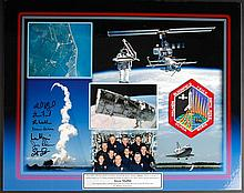 STS-110 Flown Crew Patch