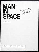 1968 Alan Shepard Signed NASA Publication