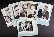 Signed Photo Archive of Israeli Leaders