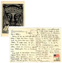 Goldberg Manuscript, Sports, Collectibles, Southwest and Antiquity Auction