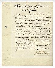 Louis XVIII and Charles X