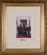 Presidents Nixon, Ford, Carter, and Reagan