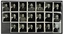 Collection of 20 Japanese War Criminals