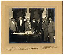 Roosevelt, Franklin D. & the Federal Home Loan Bank Board