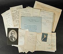 Army of the Potomac - Collection of Letters Regarding Reunions, etc.