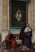 La visita al Cardenal