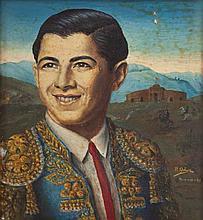 Retrato de Antonio Ordóñez