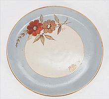 Plato en cerámica valenciana