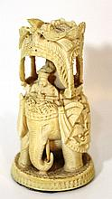 Indian ivory figurine