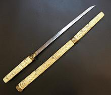 Early 20th century Samurai sword