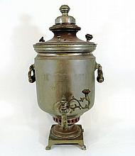 Early 20th century Russian samovar