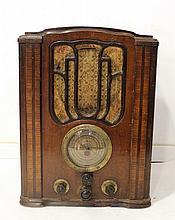 Wooden Pilot Radio