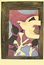 Georges Braque (1882-1963),  lithograph