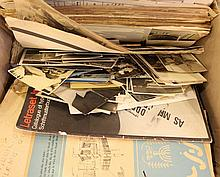 Lot of documents and ephemera