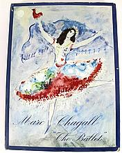 Marc Chagall, Drawings and Water colors for the Ballet