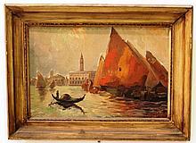 Unidentified artist, Venice