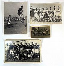 Lot of four photographs of the Beitar Nordia