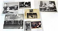 Lot of photographs of Ben-Gurion