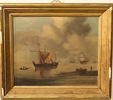 Unidentified artist, boats