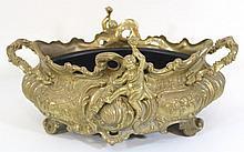 Bronze Italian style centerpiece
