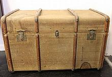 1920s large trunk