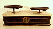 Old set of scales