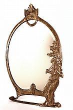 WMF Art-Nouveau table mirror