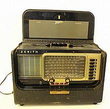 1950s Zenith Wave Magnet radio