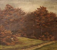 Unidentified artist, landscape