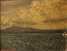 Unidentified artist, a maritime scene