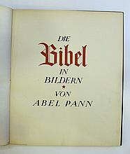 Abel Pann, Die Bible in Bildern
