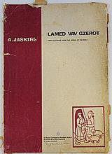 Amos Yaskil (Israeli, 1935-), portfolio of 36 paper-cuts