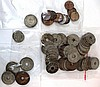 Lot of British Mandate Palestine (Eretz Israel) coins