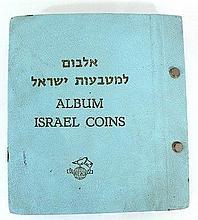 Israeli coin album