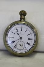 1800/1900 Pioneer Pocket Watch Waltham?