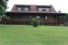 Maryville TN Log Home Auction
