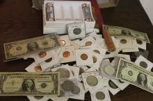 June 3rd Rare, Lifetime Coin Collection Auction