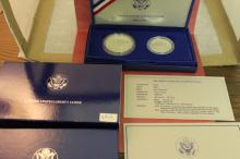 1986 US Liberty Coins Proof