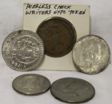 Vintage Misc. Coin Lot - US & Foreign
