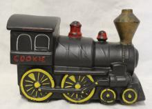 Vintage McCoy Cookie Train Cookie Jar