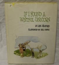 1978 I Found a Whistful Unicorn by Ann Ashford