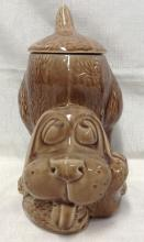 Vintage McCoy Begging Dog Cookie Jar