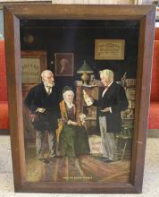 Clinch River Festival Primative, Antique, Advertising Auction