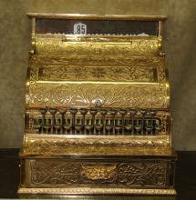 Antique Model 33 National Cash Register
