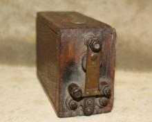 Antique Ford Model T Ignition Coil Box
